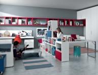 imagen Sofisticadas habitaciones para jóvenes