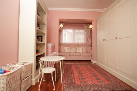 Tierna habitacion en rosa para tu beba5