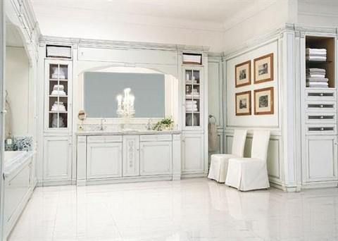 Un baño clasico de origen italiano