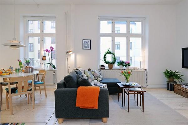 Un peque o apartamento muy bien planeado 14 gu a para for Apartamento muy pequeno
