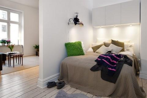 Un pequeño apartamento muy bien planeado-13