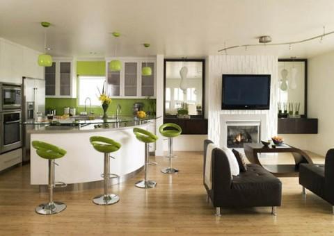 Una residencia muy fresca for Lo ultimo en decoracion de interiores
