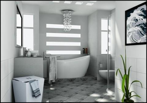 Baños_ dieciséis ideas de diseño para inspirarnos-04