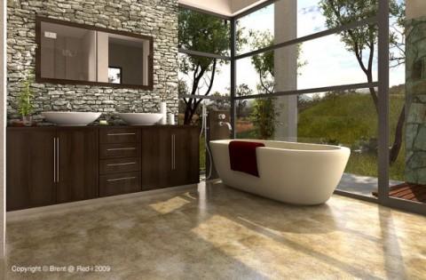 Baños_ dieciséis ideas de diseño para inspirarnos-08