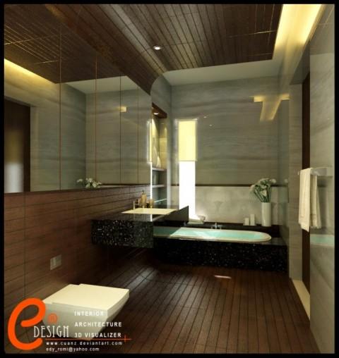 Baños_ dieciséis ideas de diseño para inspirarnos-14