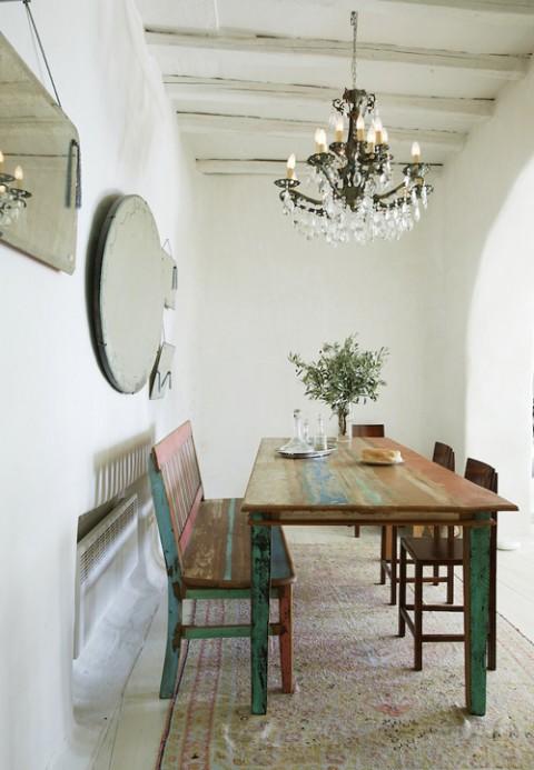 Casas el estilo meditarraneo desde Grecia1