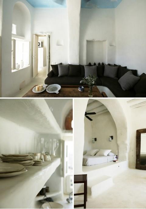 Casas el estilo meditarraneo desde Grecia2