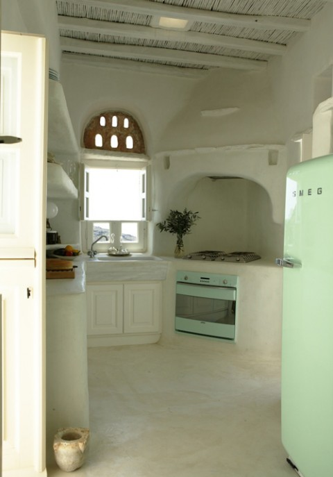 Casas el estilo meditarraneo desde Grecia3