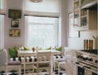 imagen Estilo retro: pisos combinados