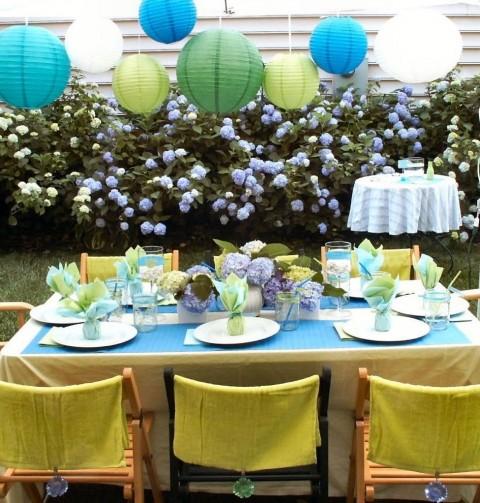 Globos de papel para la decoracion de fiestas for Decoracion con globos precios