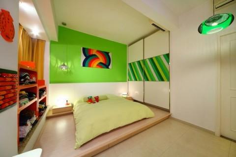 La casa Arco Iris, una propuesta fresca y diferente05