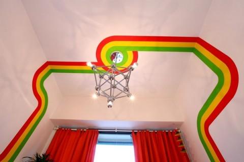 La casa Arco Iris, una propuesta fresca y diferente31