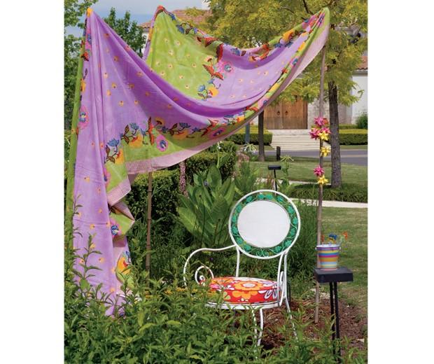 Objetos y muebles decorativos para tu jard n 03 gu a - Objetos para decorar jardines ...