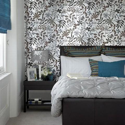 Nuevas propuestas de empapelados para el 2011 - Dormitorios empapelados ...
