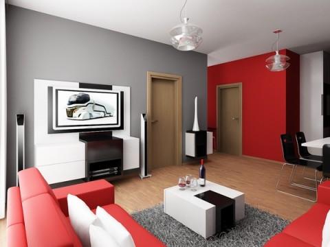Apartamentos Una Hermosa Decoracion Minimalista - Decoracion-apartamentos