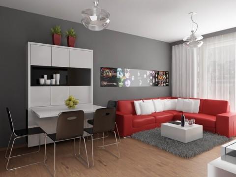 Apartamentos una hermosa decoraci n minimalista for Decoracion de departamentos minimalistas
