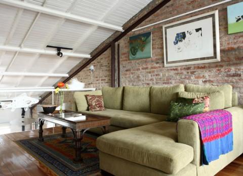 9 ideas de sof s en l para tu sala for Sillones individuales para living