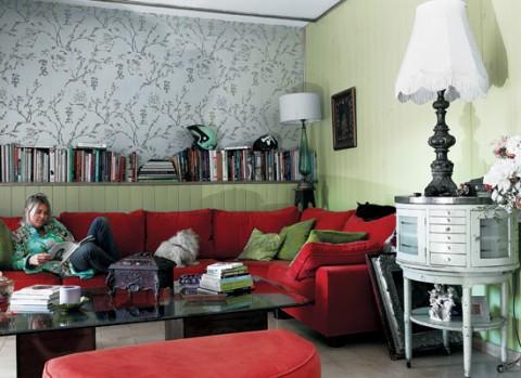 9 ideas de sofás en L para tu sala-08