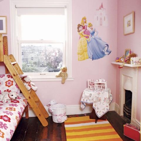 Acogedoras habitaciones para peques4