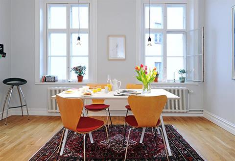 Apartamentos armonía y color5