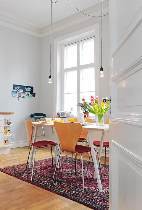 Apartamentos armonía y color6