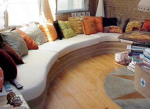 Cojines para renovar tu sala - Cojines para sillones de terraza ...