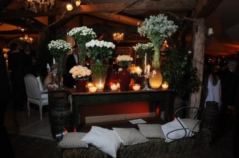 Decoración de una fiesta de casamiento con estilo campestre-13