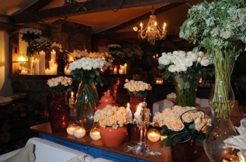 Decoración de una fiesta de casamiento con estilo campestre-14
