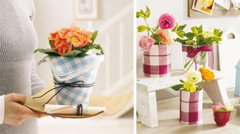 Detalles con telas en la decoraci n for Detalles para el hogar decoracion