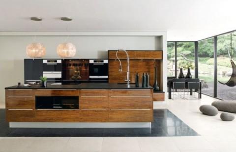 Diseños de cocinas modernas que impactan