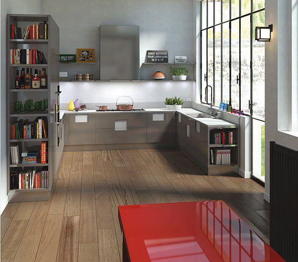Dise os de cocinas modernas que impactan 18 gu a para for Modern kitchen designs pdf