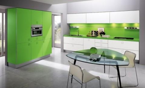 Dise os de cocinas modernas que impactan for Ver disenos de cocinas