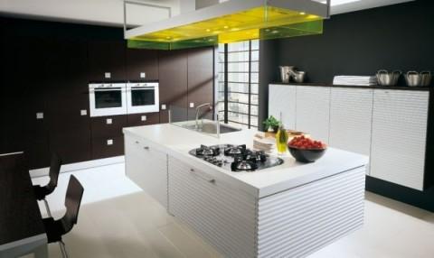 Diseños de cocinas modernas que impactan-21
