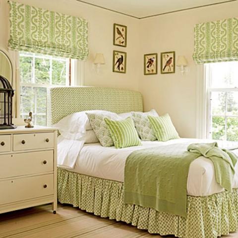 Habitaciones decoradas para el verano for Imagenes de habitaciones decoradas
