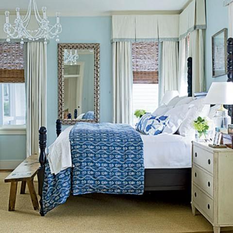 Habitaciones decoradas para el verano2l