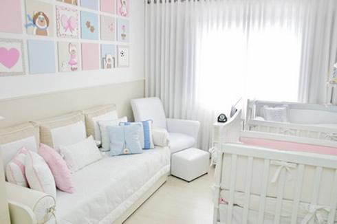 Decoraci n e ideas para mi hogar como decorar el - Habitaciones para gemelos ...