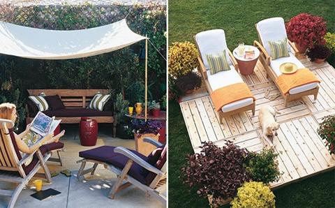 Ideas para tu galeria o jardin for Ideas para el patio de mi casa