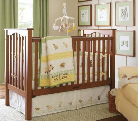 M viles para la habitaci n de los beb s for Iluminacion habitacion bebe