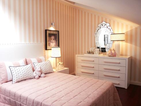 Una adorable habitación para niñas1