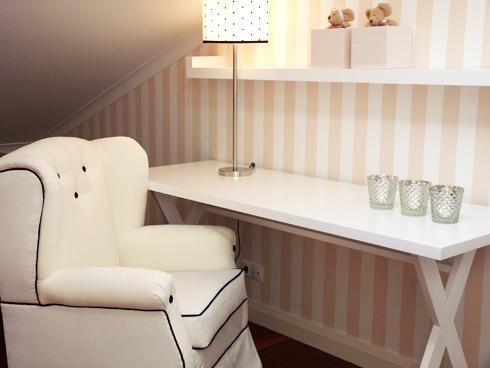 Una adorable habitación para niñas4