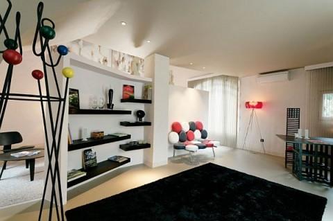 Una residencia de campo en Francia a puro diseño10