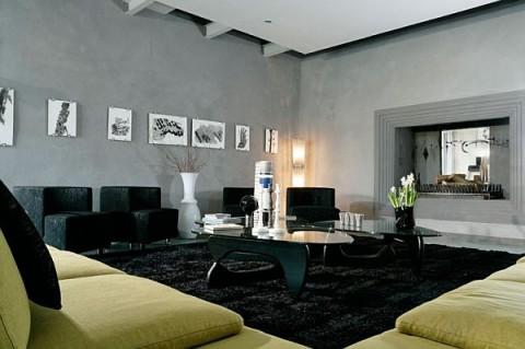 Una residencia de campo en Francia a puro diseño4