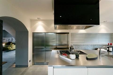 Una residencia de campo en Francia a puro diseño7