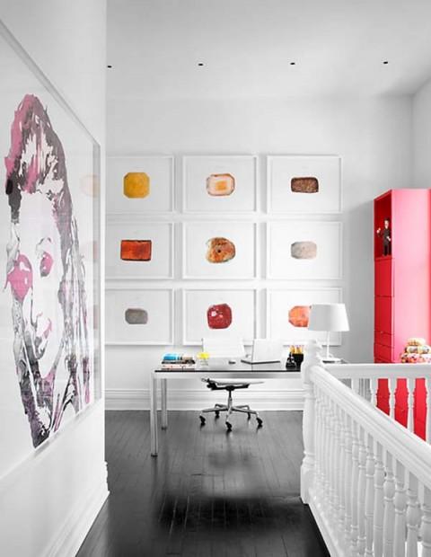 una residencia renovada con interiores modernos-07