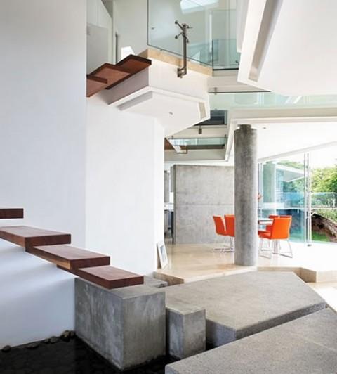 Casas una residencia en Costa Rica con vistas impresionantes-14