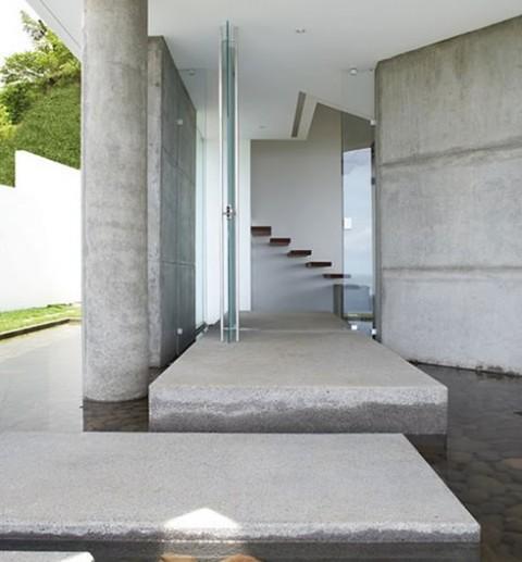 Casas una residencia en Costa Rica con vistas impresionantes-15