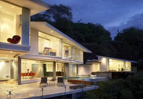 Casas una residencia en Costa Rica con vistas impresionantes-20