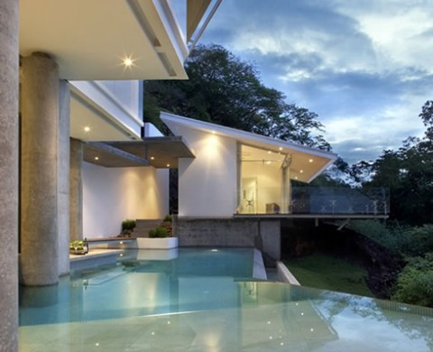 Casas una residencia en Costa Rica con vistas impresionantes-22