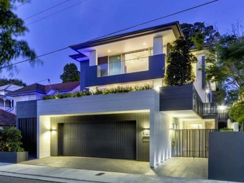 Casas_ sofisticada, moderna y lujosa residencia-11