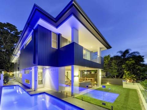 casas modernas y lujosas